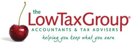 The LowTax Group Logo